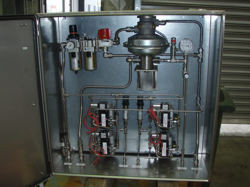 Surface Control System