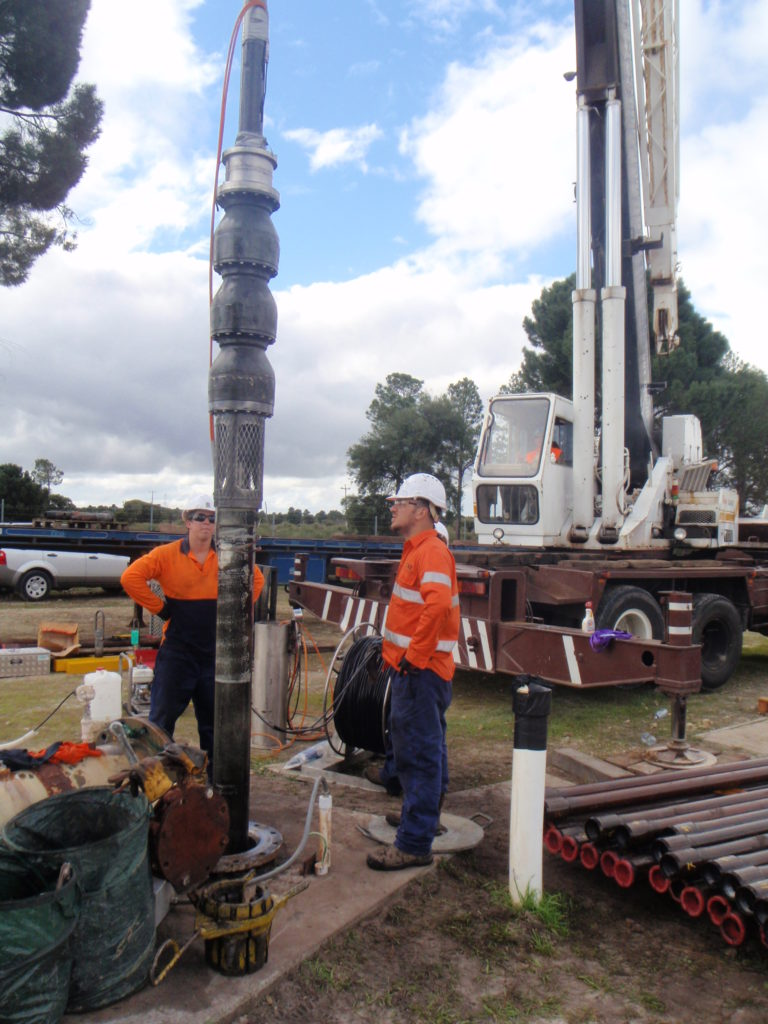 Electric Submersible Pump Recovery
