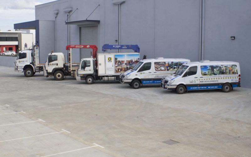 Downhole CCTV camera inspection equipment